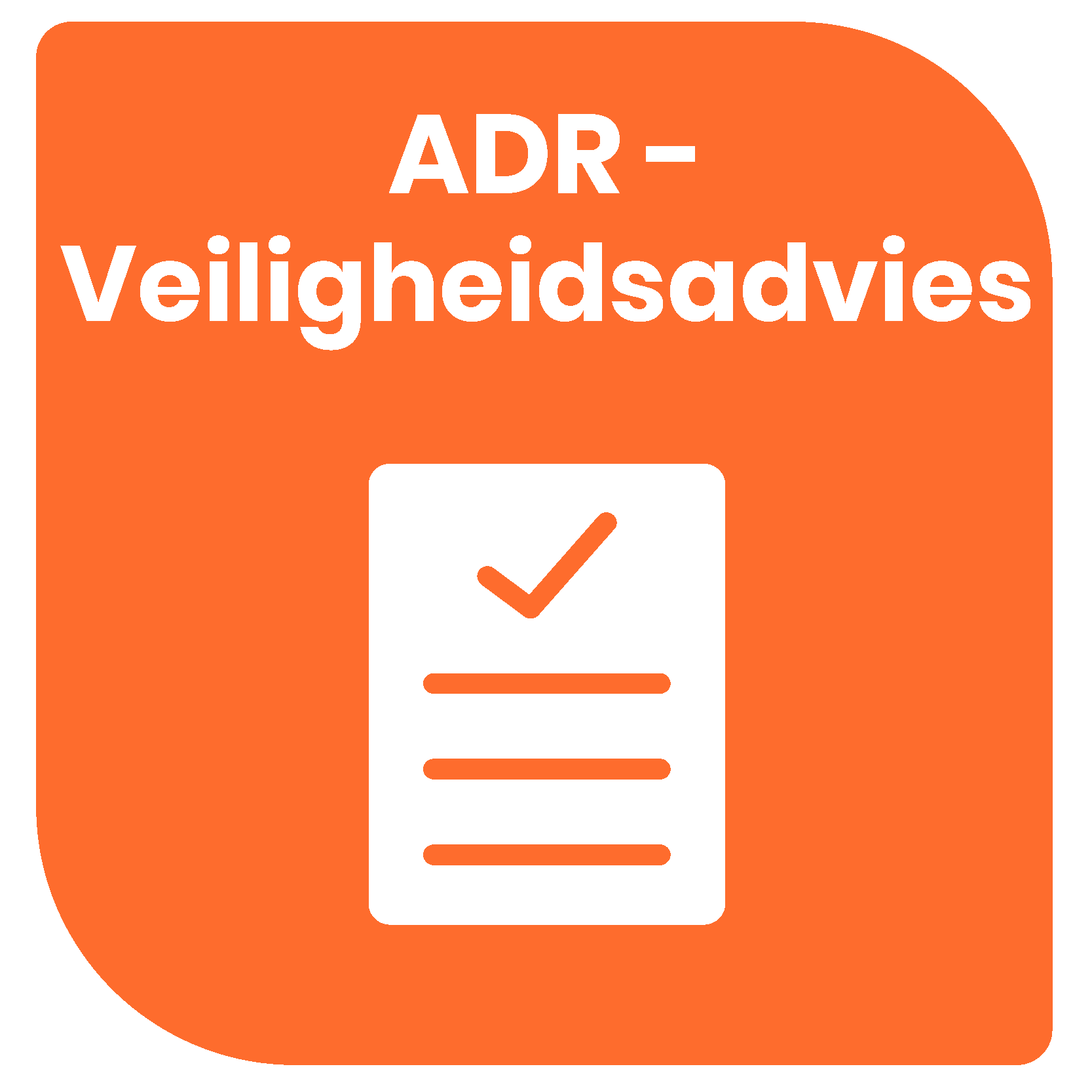 ADR_Veiligheidsadvies