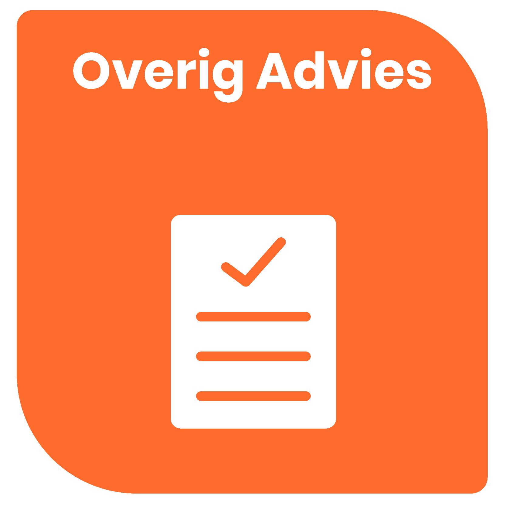 Overig advies